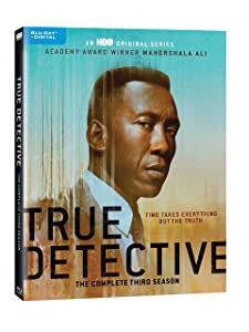 True Detective: Season 3 (Digital Copy + Bluray) [Blu-ray]