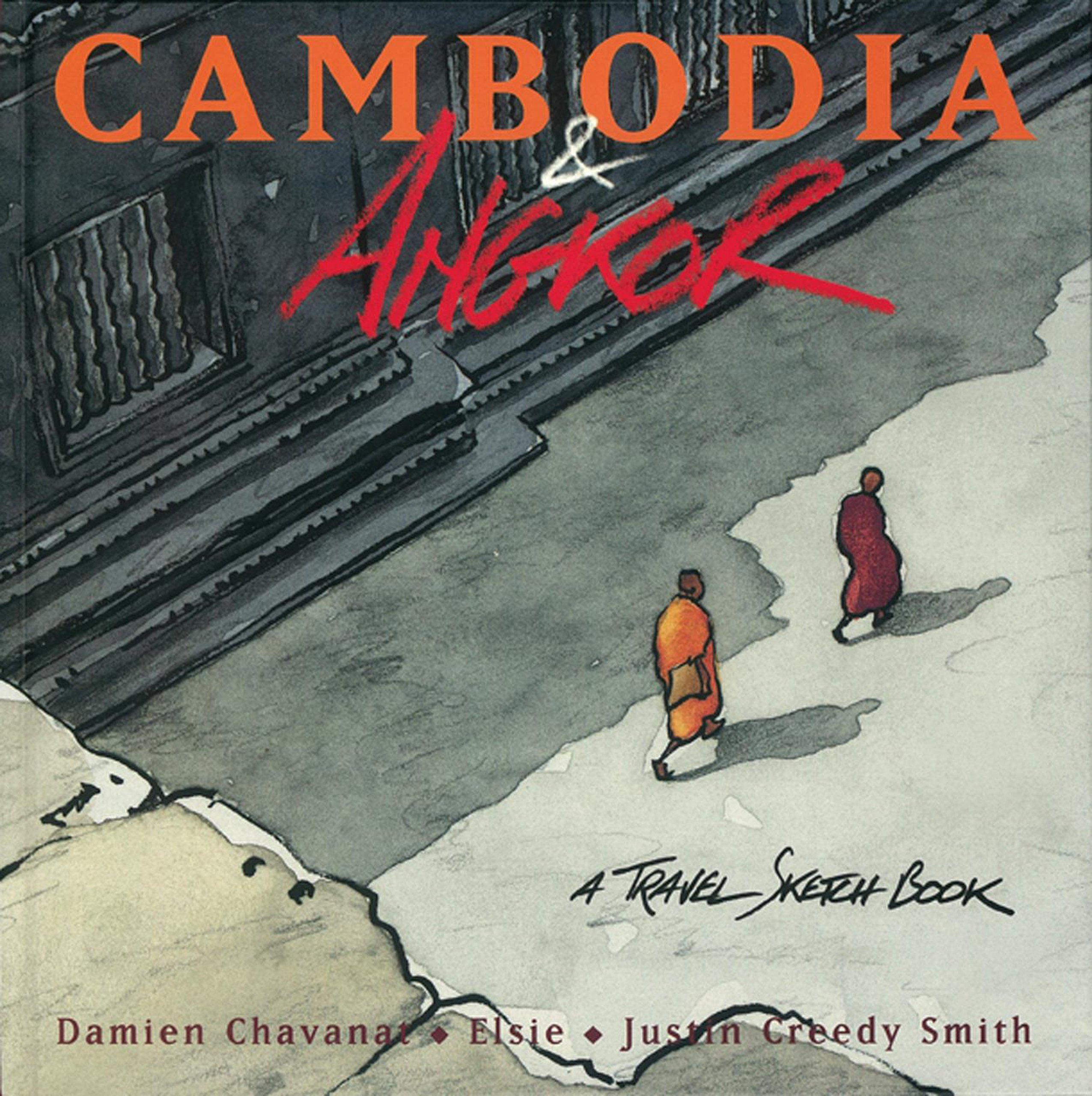 Download Cambodia & Angkor:A Travel Ske ebook