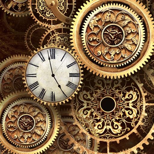 Amazon Com Gold Clock Live Wallpaper Pro Appstore For