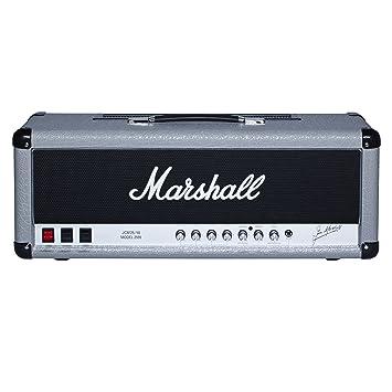 Amplificador guitarra marshall cabezal vintage series 100w silver ...