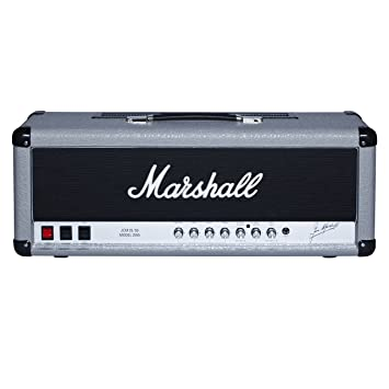 Amplificador guitarra marshall cabezal vintage series 100w silver jubilee