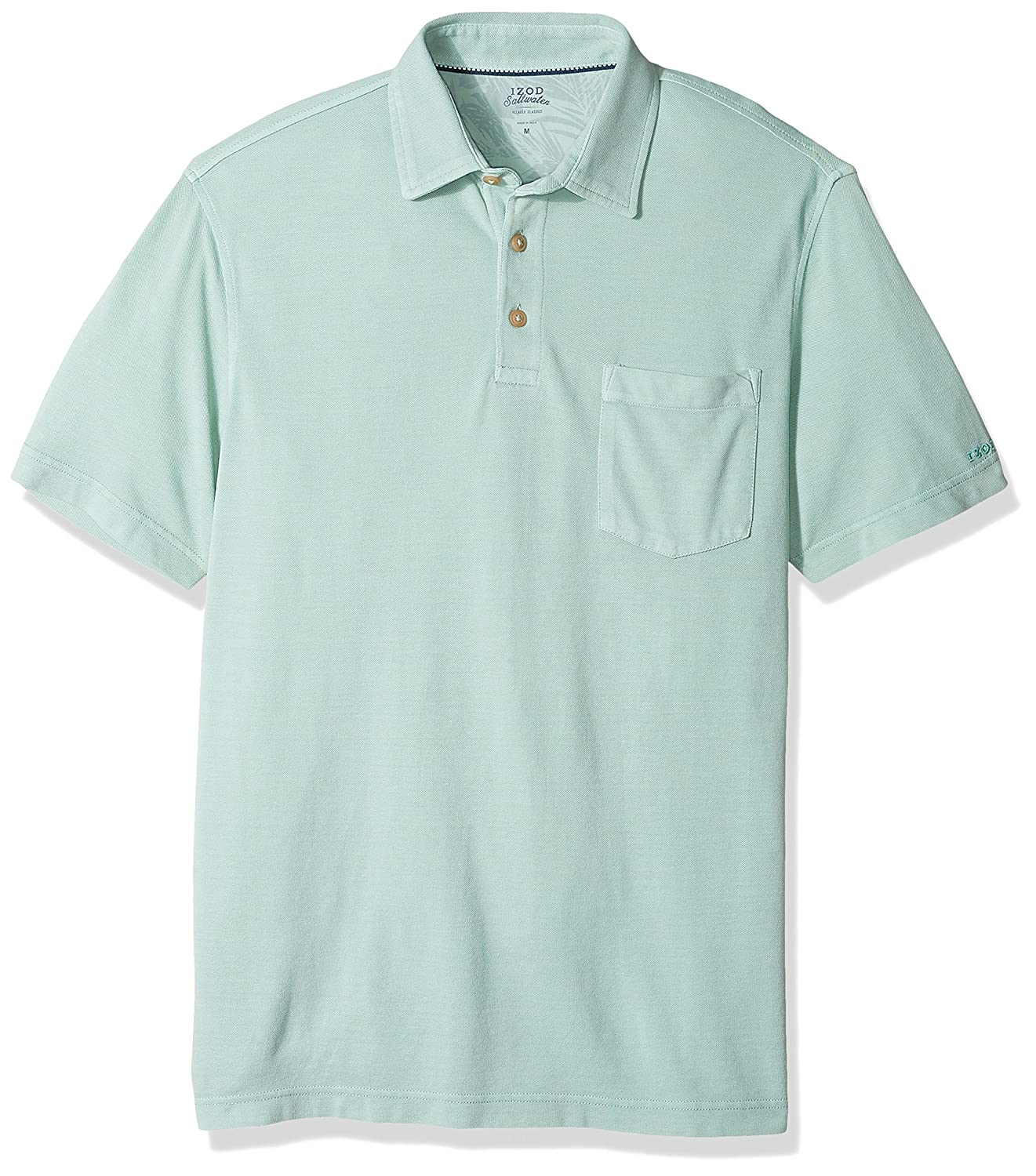 Izod Mens Saltwater Seaport Polo At Amazon Mens Clothing Store