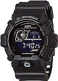 Casio G-SHOCK GR-8900A-1ER  - Reloj digital de caballero de cuarzo con correa de resina negra (alarma, cronómetro, luz, solar) - sumergible a 200 metros