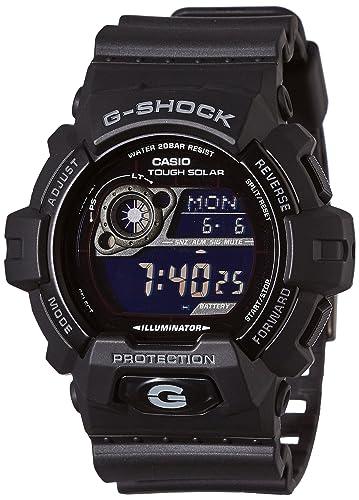 aba17c374075 Reloj Casio para Hombre GR-8900A-1ER  Amazon.es  Relojes
