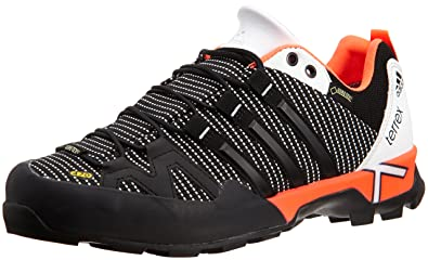 cheap for discount 42950 4a98b adidas M Terrex Scope GTX - Core Black/Solar Red/White - EU ...