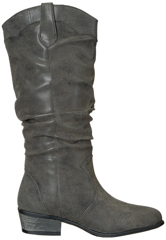 ddd54a27b26 Brinley Co Women's Drover Western Boot