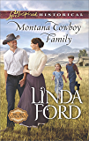 Montana Cowboy Family (Big Sky Country)