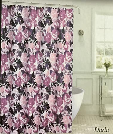 Steve Madden Darla Textured Shower Curtain 100 Polyester