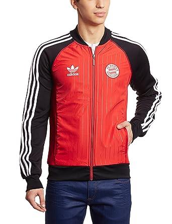 adidas FCB SST - Chándal para Hombre, Color Rojo/Negro, Talla L ...