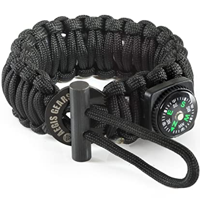 Amazon Com Tactical Paracord Survival Bracelet S Series