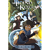 The Legend of Korra: Turf Wars Part One book cover