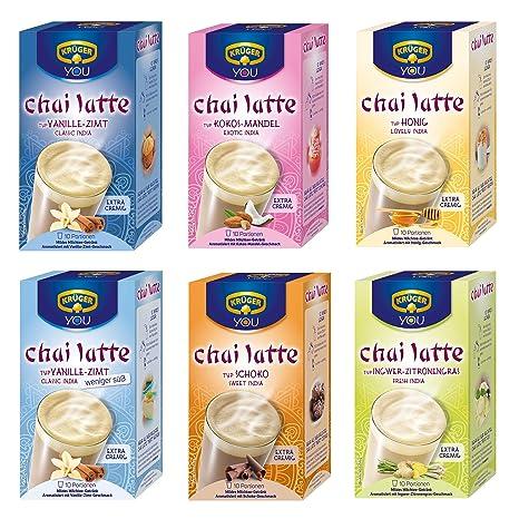 chai latte pulver online