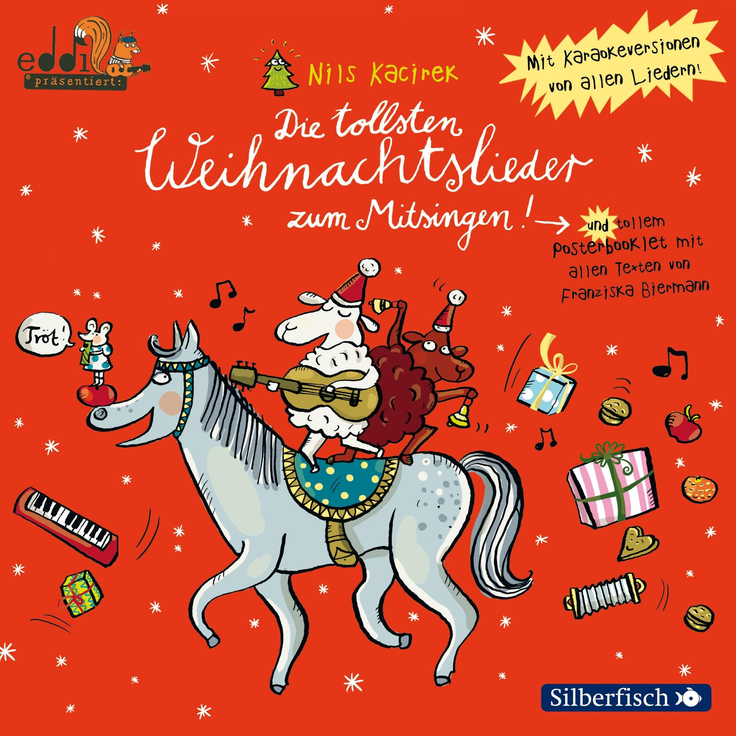 Die tollsten Weihnachtslieder zum Mitsingen: 1 CD: Amazon.de: Nils ...