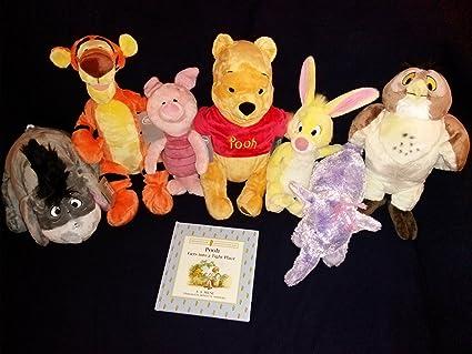 Disneys Winnie the Pooh and Friends Pooh, Piglet, Tigger, Eeyore, Rabbit,