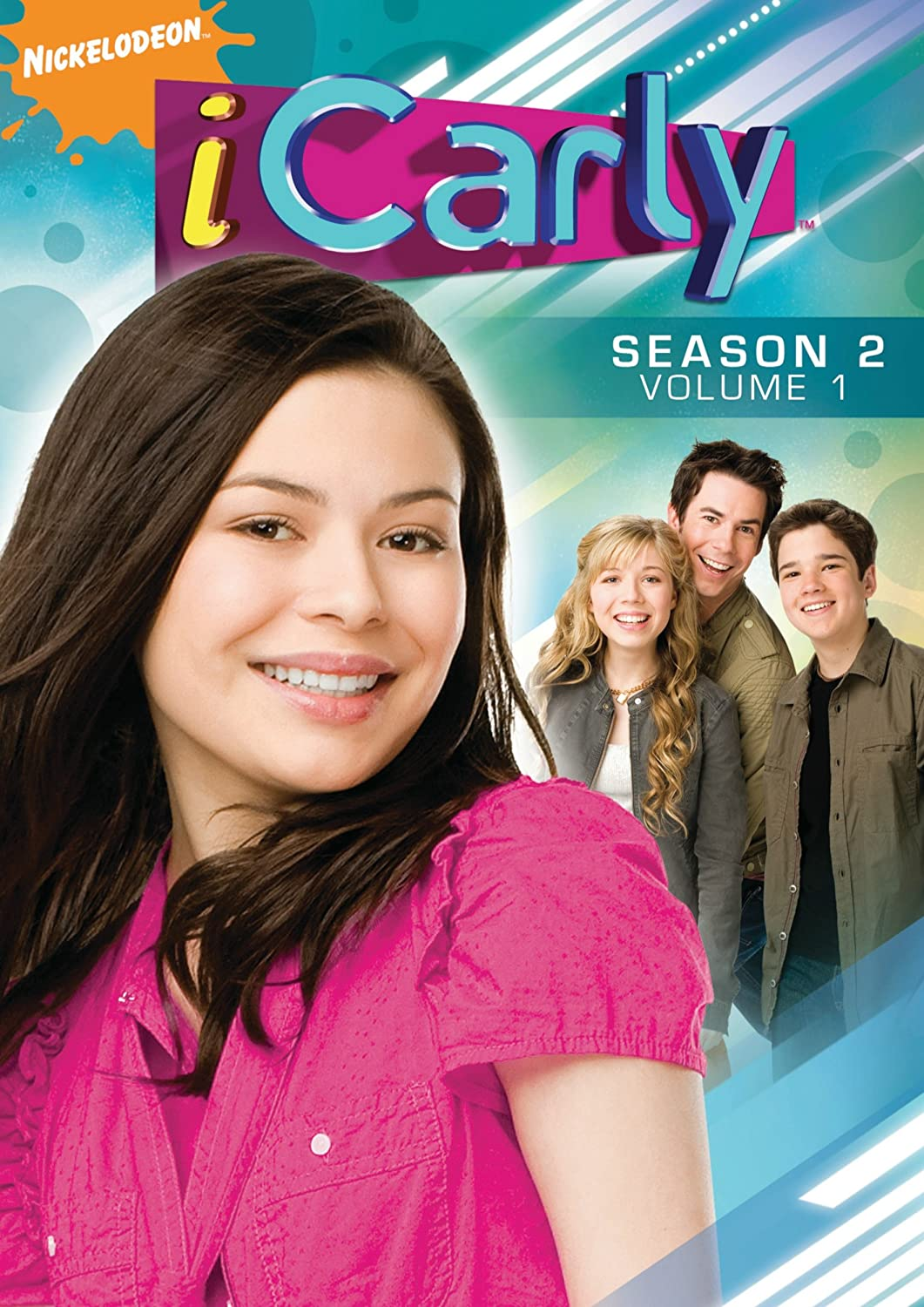 Amazon com: iCarly: Season 2, Vol  1: Icarly: Season 2 V 1