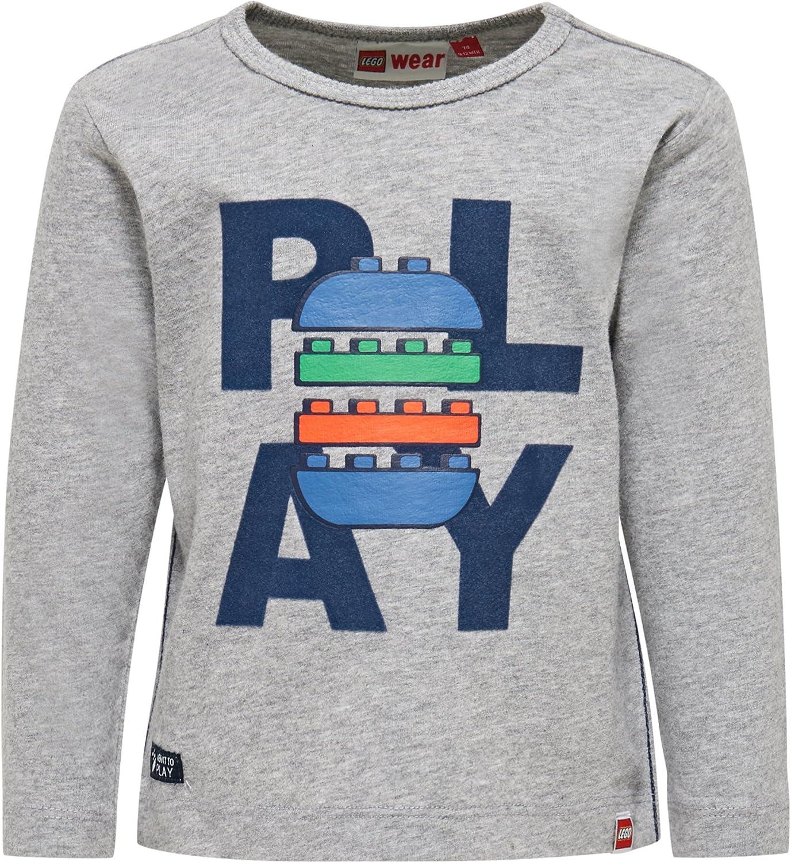 T-Shirt L//S Long Sleeve Long Sleeve Top Lego Wear Boys Teo 625