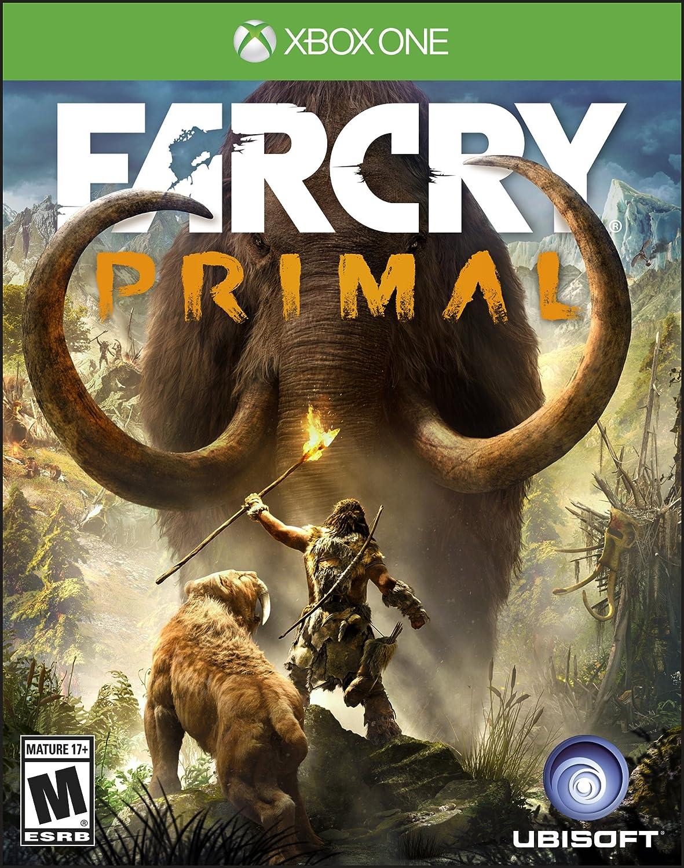 Amazon Com Far Cry Primal Xbox One Standard Edition Ubisoft