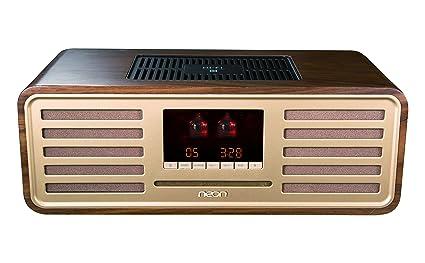 Neon mtb830d – Retro de diseño – 2 x 15 W – Amplificador de Tubo –