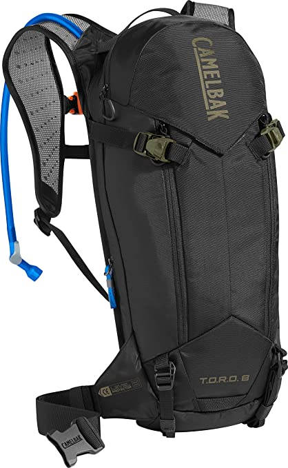 c1ce3a76df Amazon.com   CamelBak T.O.R.O. Protector 8 100 oz Hydration Pack ...