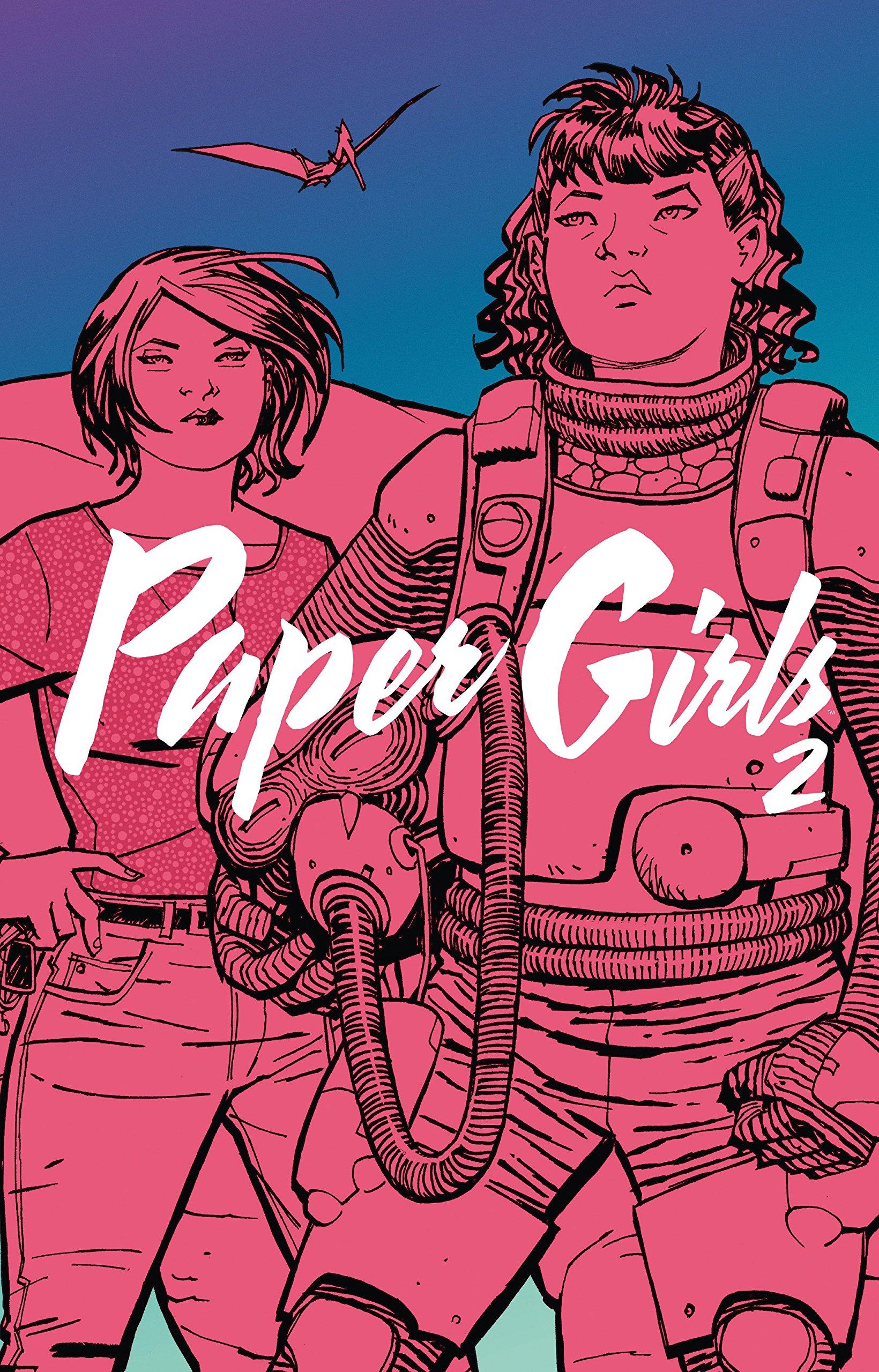 Paper Girls (Tomo) nº 02 (Independientes USA) Tapa dura – 6 sep 2018 Brian K.%Vaughan Cliff Chiang Diego de los Santos Planeta DeAgostini Cómics