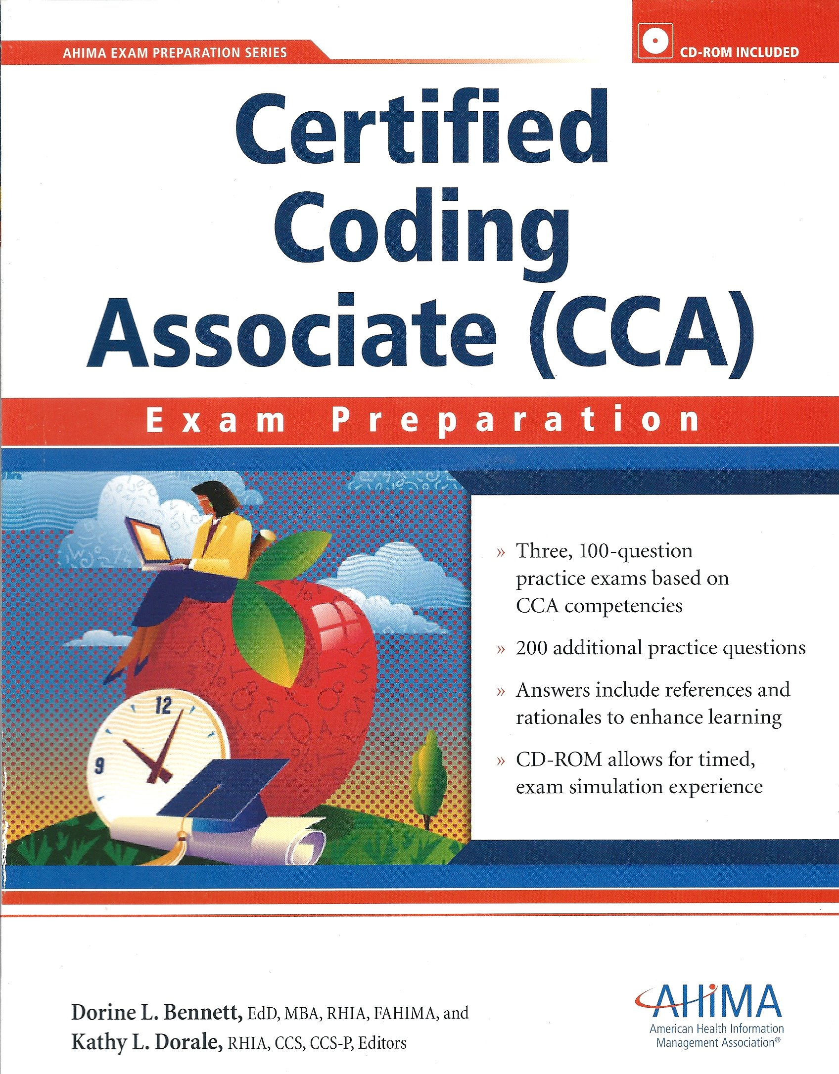 Buy Certified Coding Associate Cca Exam Preparation With Cdrom