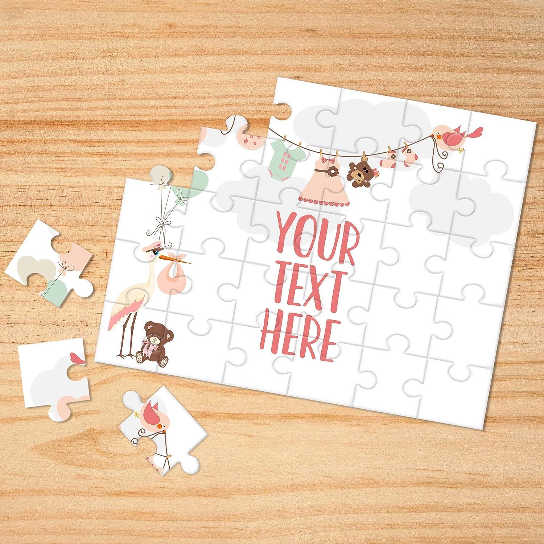 CYOP0253 Announcement Ideas Pregnancy Announcement Create Your Own Puzzle Personalized Puzzle Custom Puzzle Wedding Announcement