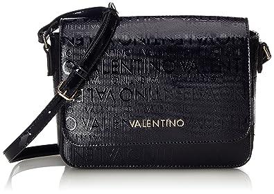 Valentino by Damen Clove Tornistertasche, Blau (Notte), 9.0x18.0x24.0 cm Mario Valentino