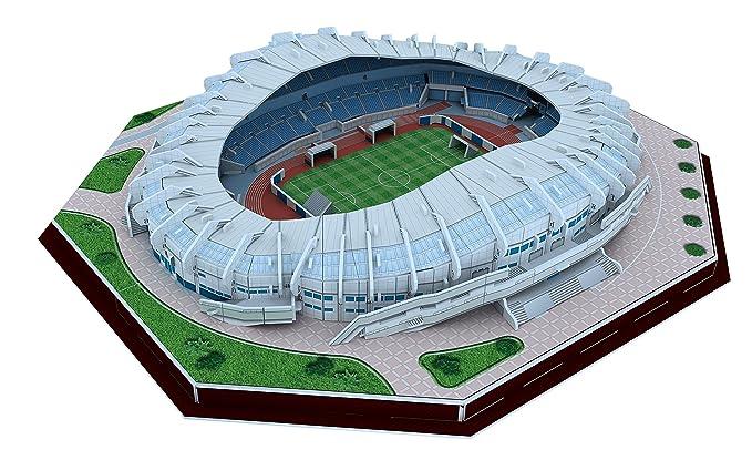 ELEVEN FORCE- Puzzle Estadio 3D Anoeta (Real Sociedad) (63485), Ninguna (1)