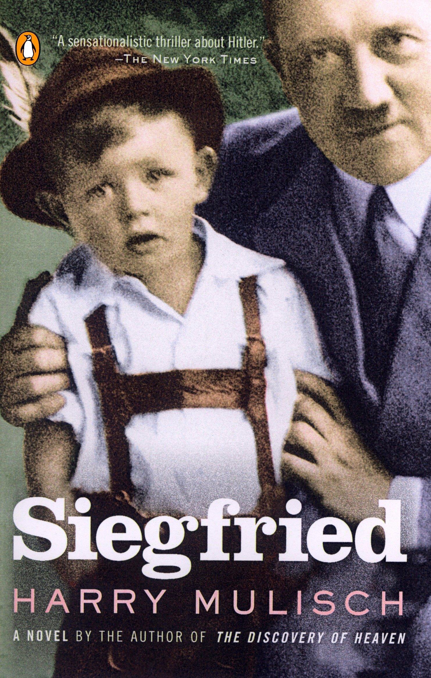 Siegfried Amazoncouk Harry Mulisch 9780142004982 Books