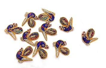 Handicraft palace decorative appliques patches for saree or suit 12