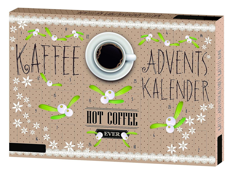 Roth Tee und Kaffee Adventskalender, 1er Pack (1 x 190 g): Amazon.de ...