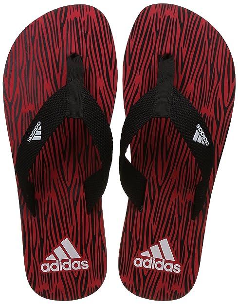 ae77e6e606c5e4 Adidas Men s Aril Attack 2017 M Flip-Flops  Buy Online at Low Prices ...