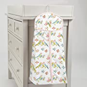 Carousel Designs Love Birds Diaper Stacker
