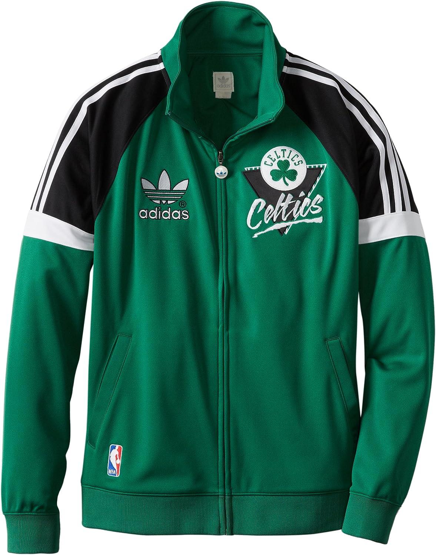 adidas Boston Celtics Originals NBA Court Series Retro Track ...