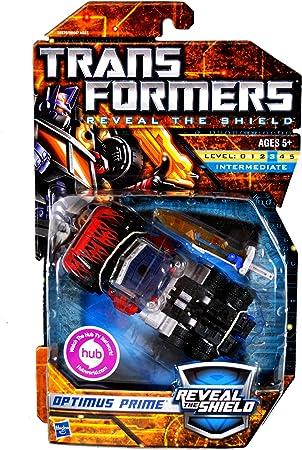Transformers Deluxe Optimus Prime (japan import): Amazon.es: Juguetes y juegos