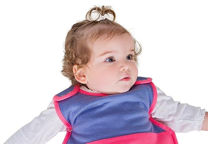 Antipodes Merino Saco de dormir - para bebé niña rosa rosa L: Amazon.es: Ropa y accesorios
