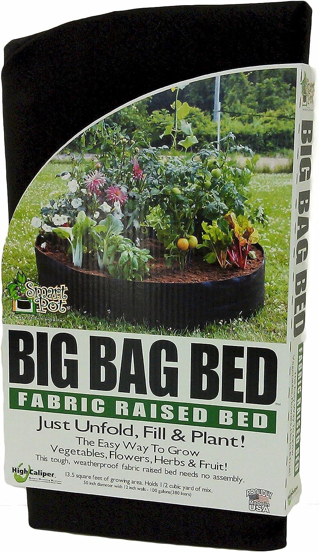 Smart Pots 12100 Big Bag Bed Fabric Raised Bed