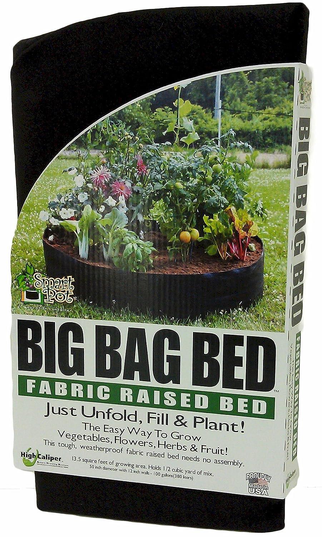 Marvelous Amazon.com: Smart Pots 12100 Big Bag Bed Fabric Raised Bed: Garden U0026 Outdoor