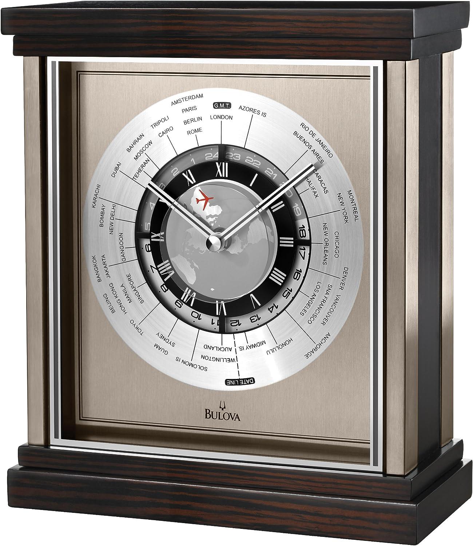 Bulova B2258 Wyndmere World Time Clock