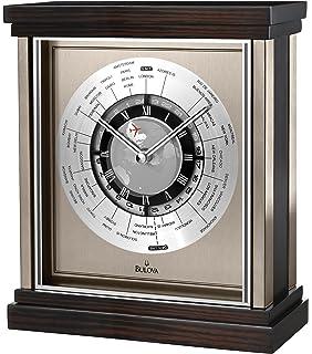 Bulova newport mantel clock