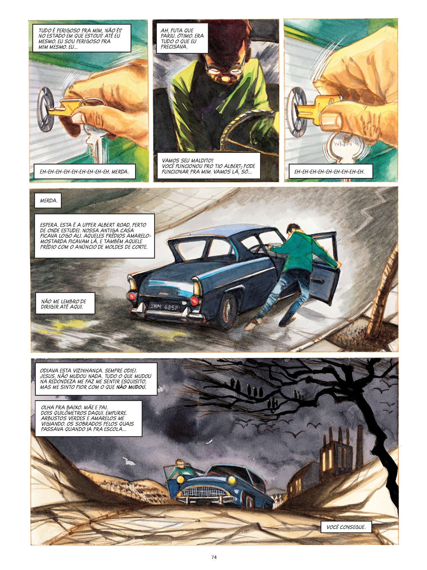 Um Pequeno Assassinato (Em Portugues do Brasil): Alan Moore: 9788593695049: Amazon.com: Books