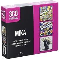 MIKA - 3CD Originaux