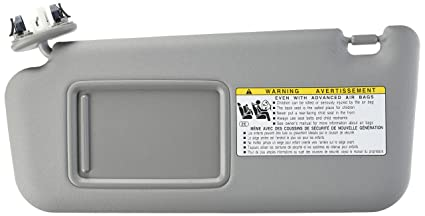 Image Unavailable. Image not available for. Color  GENUINE TOYOTA 06-10 RAV4  OEM DRIVER SIDE (LH) SUNVISOR ... b12b2f7a8cd