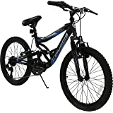 Columbia Teton 20-Inch Boy's Full-Suspension Mountain Bike