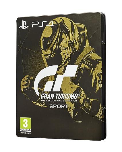 Sony Gran Turismo Sport - Edición Especial: PlayStation 4 ...