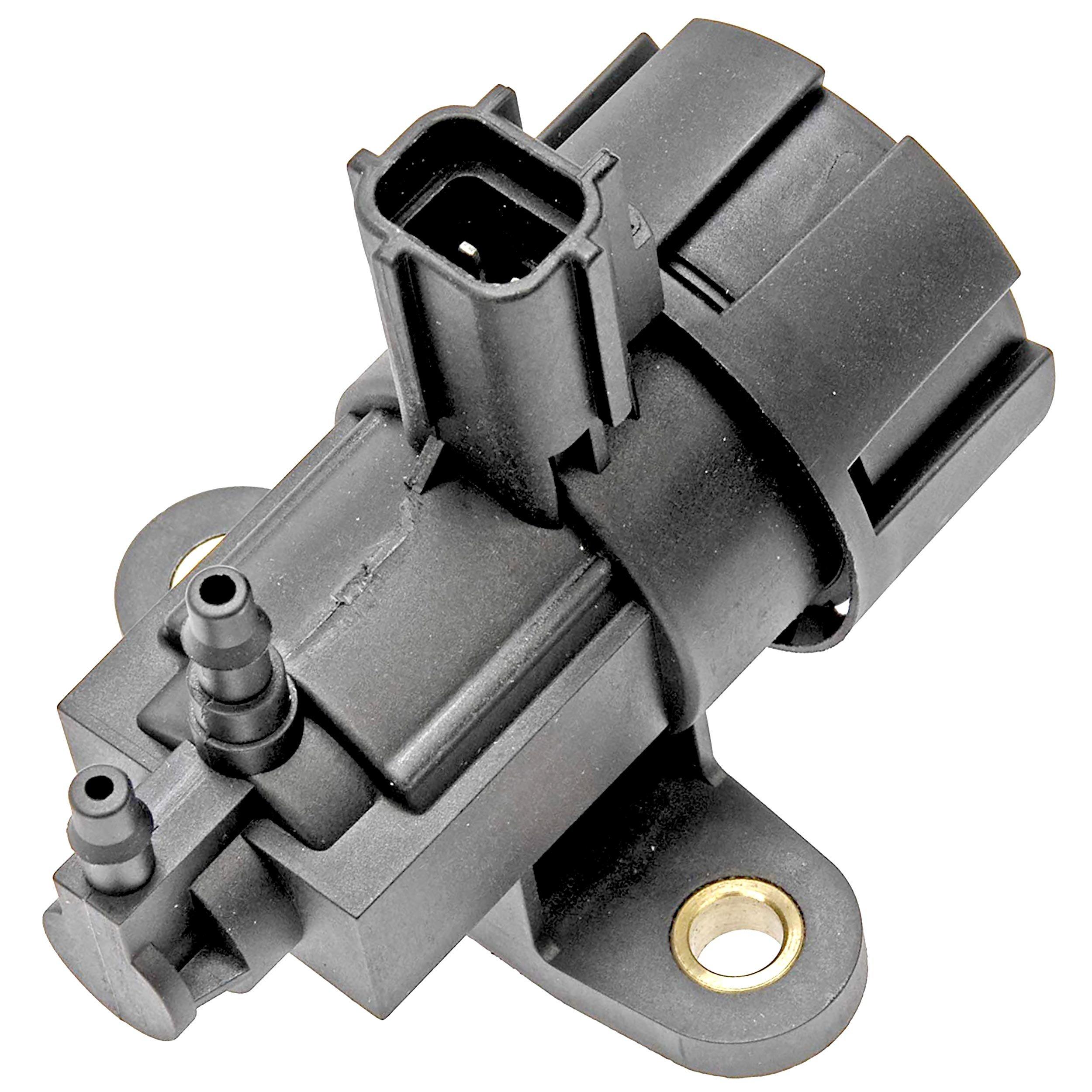 APDTY 022239 EGR Exhaust Gas Recirculation Vacuum Modulator Valve Solenoid (Replaces F63Z-9J459-AA, F63Z9J459AA, F57Z-9J459C, ZZM3-20-35A, VS63, 911-128)