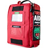 Adventure Aid First Aid Kit - Innovative & Safety Kit - Fits for Outdoor Home & Workplace