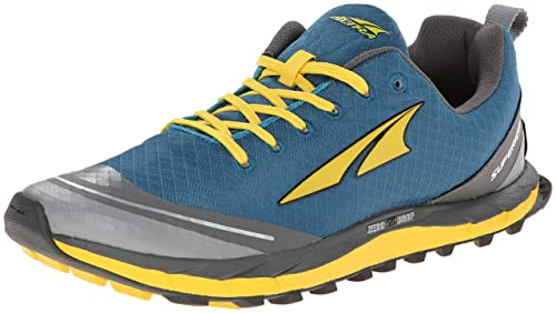 Altra Superior 2.0 - Zapatillas de Running para Hombre Blue/Canary: Amazon.es: Zapatos y complementos