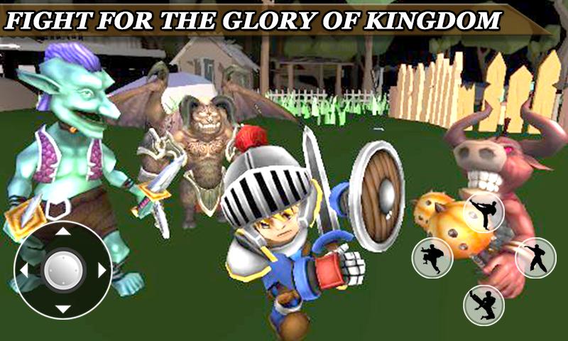 Juegos de lucha Ninja Hero Warriors Fighting 3D Action ...