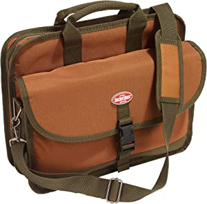 Bucket Boss Contractor's Briefcase in Brown, 62100, Brown|Brown and Green